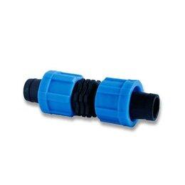 Капельный полив - Фитинг соединитель для капельной ленты, 0