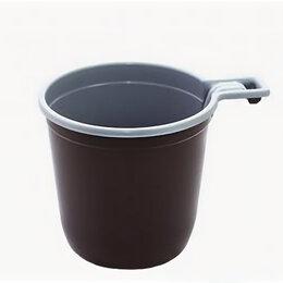 Одноразовая посуда - Чашка одноразовая пластиковая 200 мл 1250 шт [[111401]], 0