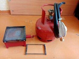 Туристические горелки и плитки - Газовая горелка, 0