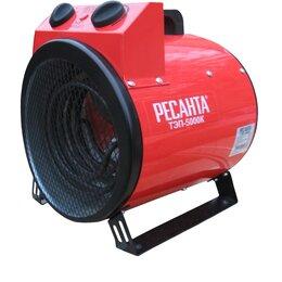 Обогреватели - Пушка тепловая электротепловентилятор (обогреватель) ТЭП-5000К 5,0кВт 67/1/5 ..., 0