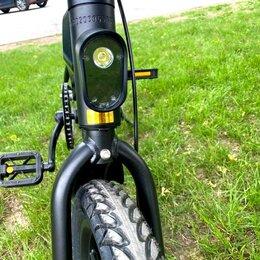 Мото- и электротранспорт - Электровелосипед Kugoo V1, 0