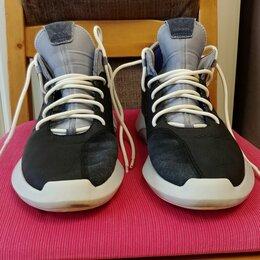 Обувь для спорта - Оригинальные баскетбольные кроссовки Adidas Originals Crazy 1 ADV, 0