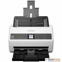 Аксессуары и запчасти для оргтехники - Сканер EPSON WorkForce DS-730N, 0