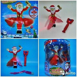 Сувениры - Летающий Санта Клаус, 0