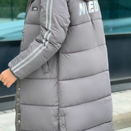 Пальто - Зимнее женское болоньевое пальто р-ры 42-52, 0