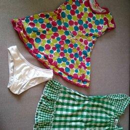 Платья и сарафаны - Пдатьице для девочки+плавки новые, 0