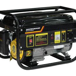 Электрогенераторы и станции - Генератор бензиновый Auster SGG-3000 2.8 кВт, 0
