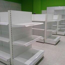 Мебель для учреждений - Стеллажи металлический, 0