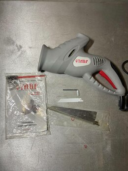 Пилы, ножовки, лобзики - Ножовка  СТАВР НЭ-550 , 0