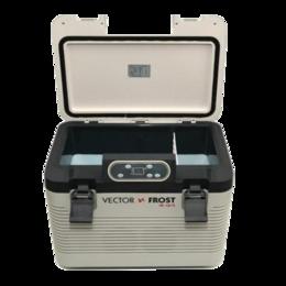 Сумки-холодильники и аксессуары - Холодильник автомобильный 18л термоэлектрический, 0