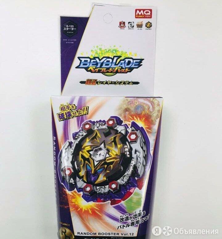 BeyBlade волчок Random Booster по цене 300₽ - Игровые наборы и фигурки, фото 0