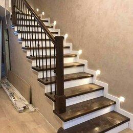 Лестницы и элементы лестниц - Деревянная лестница, 0