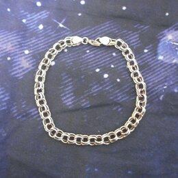 Браслеты - Золотой браслет 585, 0