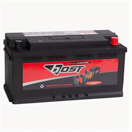 Перевозка багажа - Аккумулятор Bost 59015 90 Ач 850А низкий обр. пол., 0