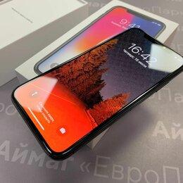 Мобильные телефоны - iPhone X 64Gb Space Gray, 0