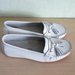 Туфли - Туфли новые 37 размер, натуральная кожа, 0
