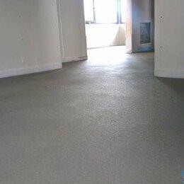 Архитектура, строительство и ремонт - Полусухая цементно-песчаная стяжка пола, 0