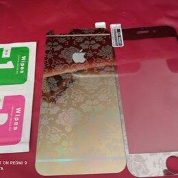 Защитные пленки и стекла - Стекла защитные iPhone 6, 0