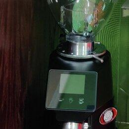 Кофемолки - Кофемолка fiorenzato f64 e чёрная матовая, 0