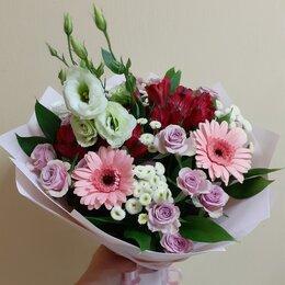 Цветы, букеты, композиции - Букет Луиза, 0