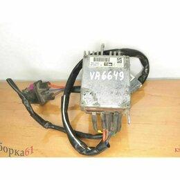 Электрика и свет - Блок управления вентилятором AUDI A4 B6.  8E0959501G , 0