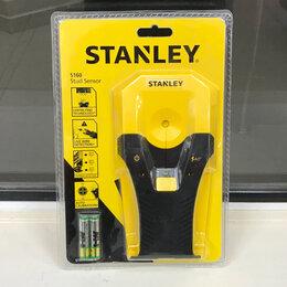 Измерительные инструменты и приборы - Детектор скрытых неоднородностей S160 STANLEY, 0