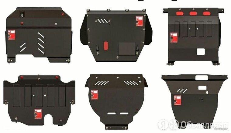Защита редуктора - SSANG YONG Rexton Sport/Musso (2018 -) г. ( арт: 29.3923 V... по цене 5190₽ - Кузовные запчасти, фото 0