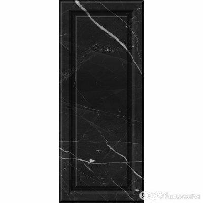 Плитка Gracia Ceramica Noir Black черный 02 25х60 настенная по цене 1061₽ - Плитка из керамогранита, фото 0