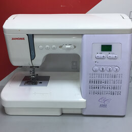 Швейные машины - Швейная машина janome 6260, 0