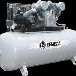 Воздушные компрессоры - Компрессор Remeza СБ4/Ф-500.LT100/16-7,5 (380В), 0
