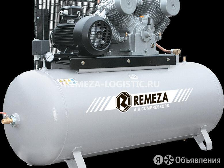 Компрессор Remeza СБ4/Ф-500.LT100/16-7,5 (380В) по цене 191200₽ - Воздушные компрессоры, фото 0