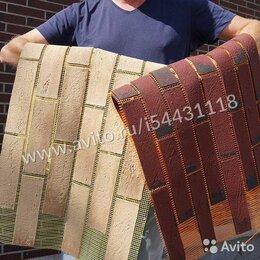 Клинкерная плитка - Гибкий кирпич на сетке для фасада, 0