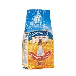 Ингредиенты для приготовления напитков - Дрожжи спиртовые беларусские, 100 гр, 0