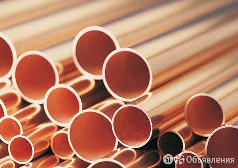 Труба бронзовая 53х12 мм БРОЦС3-12-5 ГОСТ 24301-93 по цене 565₽ - Металлопрокат, фото 0