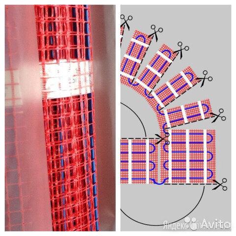 Нагревательный мат russian heat /150-2250-15,0 по цене 10750₽ - Электрический теплый пол и терморегуляторы, фото 0