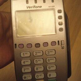 POS-системы и периферия - Терминал verifone vx520 сим карта, 0