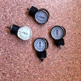 Измерительные инструменты и приборы - Манометр для измерения давления ситизен он.302.в, 0
