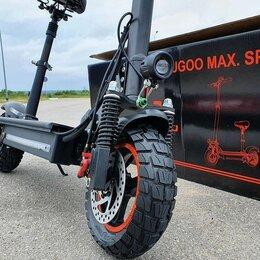 Самокаты - Электросамокат Kugoo Max Speed 11Ah, 0