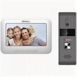 Домофоны - Комплект: видеодомофон+электромеханический замок, 0