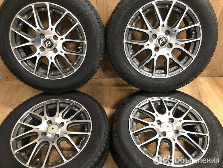 R15 летние колеса Nokian Nordman SX2 диски по цене 17000₽ - Шины, диски и комплектующие, фото 0