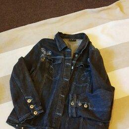 Куртки - куртки женские джинсовые, 0