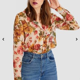 Блузки и кофточки - Новая рубашка/блузка S из Stradivarius, 0