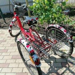 Велосипеды - Трехколесный велосипед для взрослых, 0
