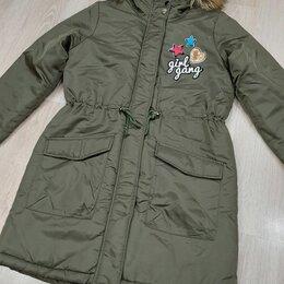 Куртки и пуховики - Парка Акула, 0