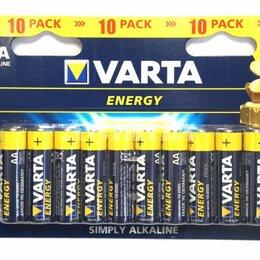 Мототехника и электровелосипеды - VARTA LR6 (BP-10) ENERGY (200), 0