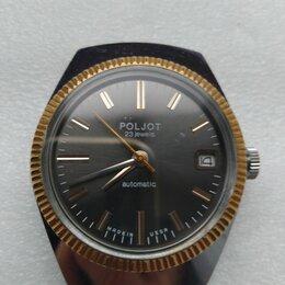 Наручные часы - Часы ПОЛЁТ 2616 автоподзавод 23 камня. Сделано в СССР. Под ROLEX., 0