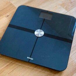Напольные весы - Смарт-весы Withings Smart Body Analyzer WS-50, 0