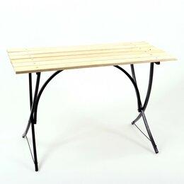 Столы - Стол садовый LAKSI 1,2 м, 0