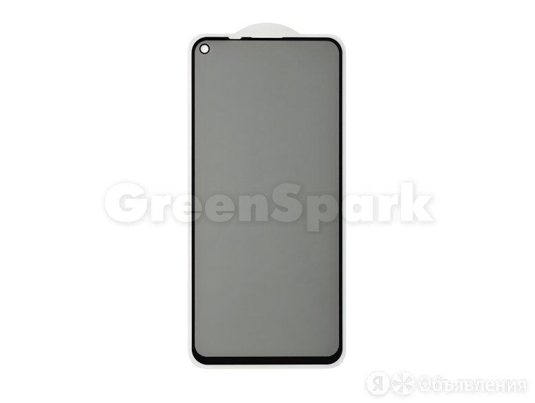 Защитное стекло 3D PRIVACY для Huawei Honor 20 (черный) (VIXION) по цене 300₽ - Защитные пленки и стекла, фото 0