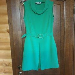 Платья - Платье  зеленое, 0